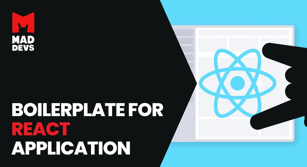 Everything you need to quick-start a new React project inside one repo.
