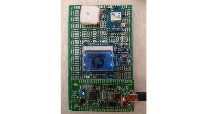 Micronavigator Based on STM32F100.