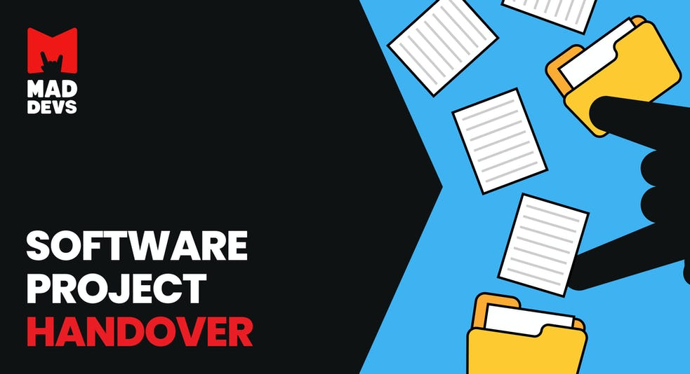 How to Handover a Software Project to Another Team.