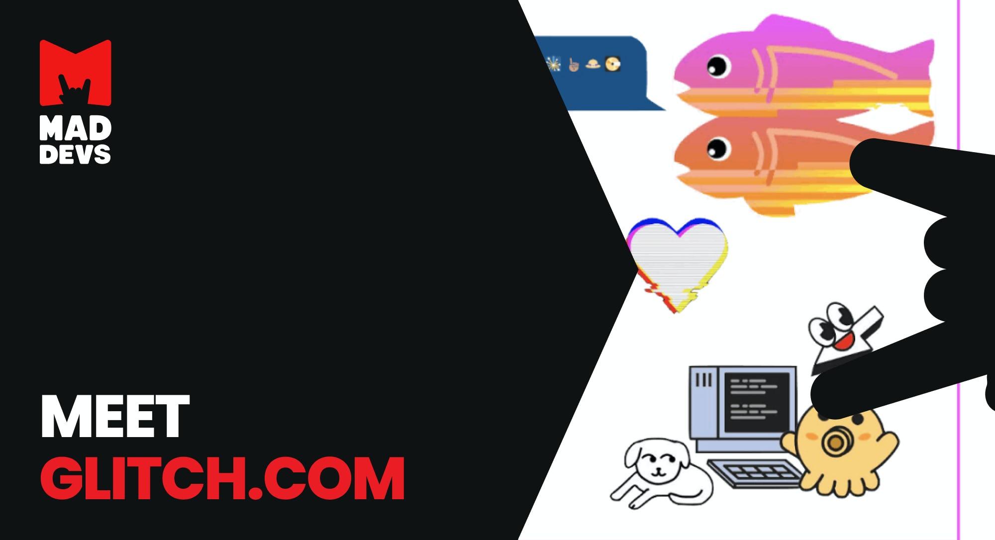 Glitch.com + Node.js App.