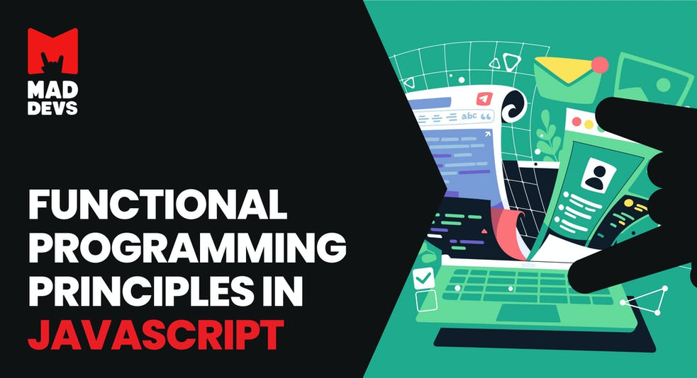 Functional Programming principles in JavaScript.