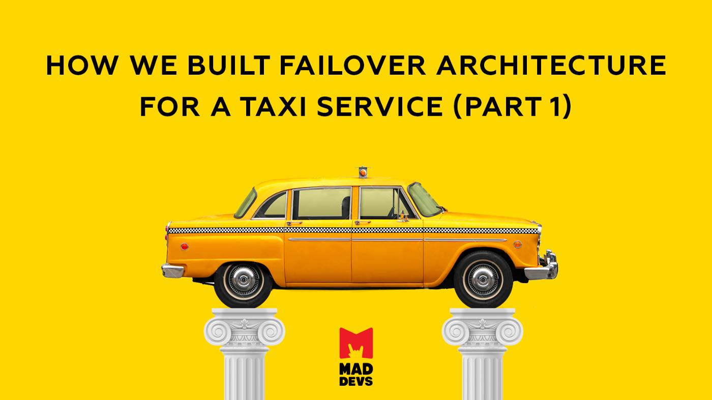 Yellow Taxi Car.