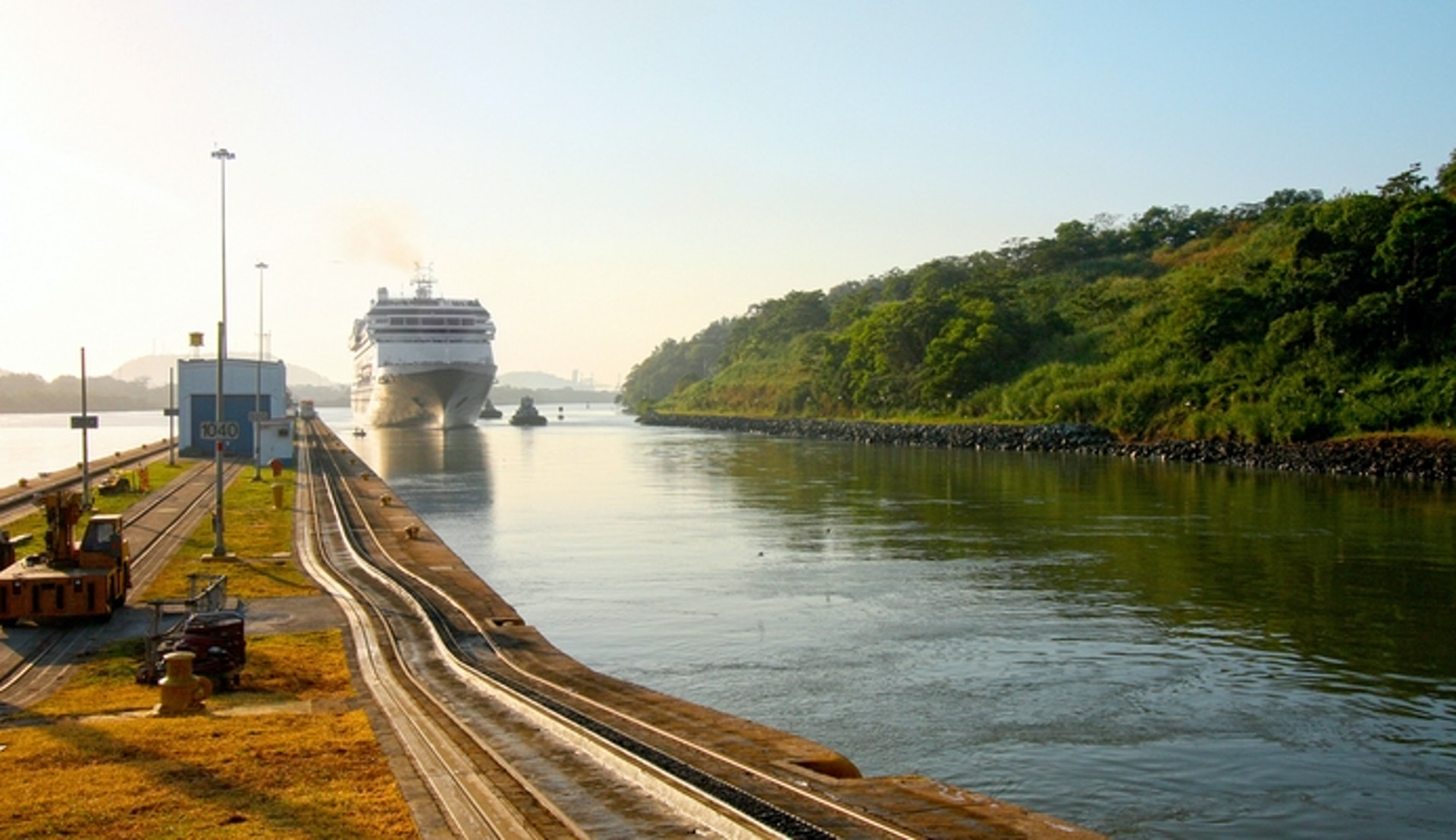 Kryssning från San Fransisco genom Panamakanalen till Florida