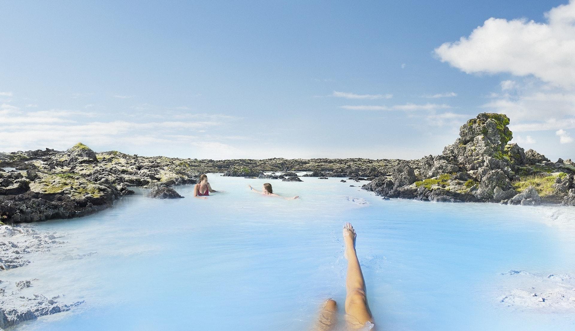 Kryssning till Island med MSC