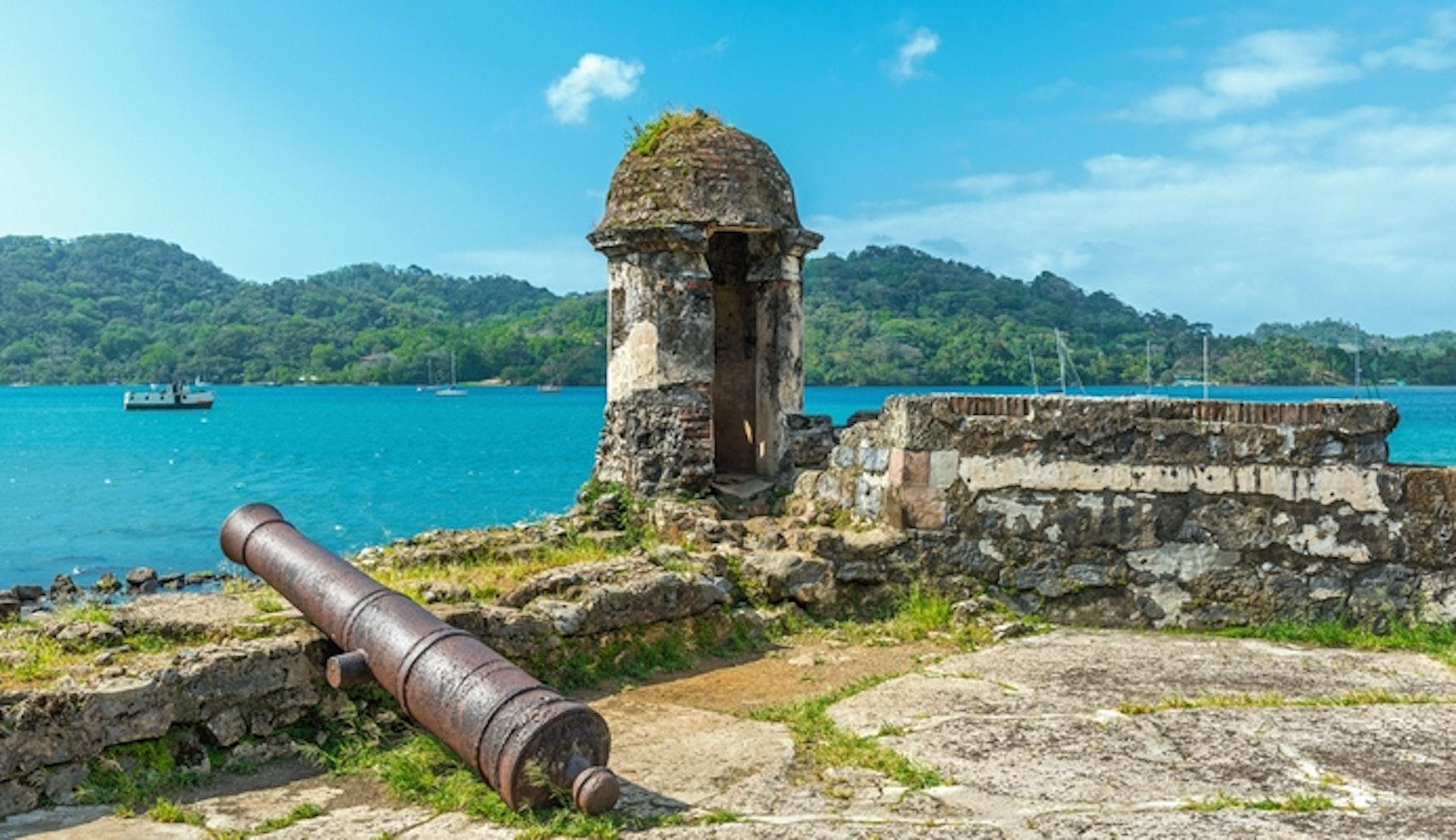 Kryssning panamakanalen och karibien