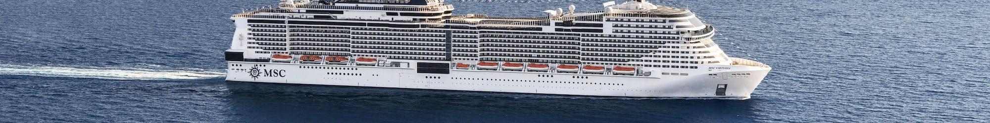 Allt du behöver veta om Msc Cruises kryssningar
