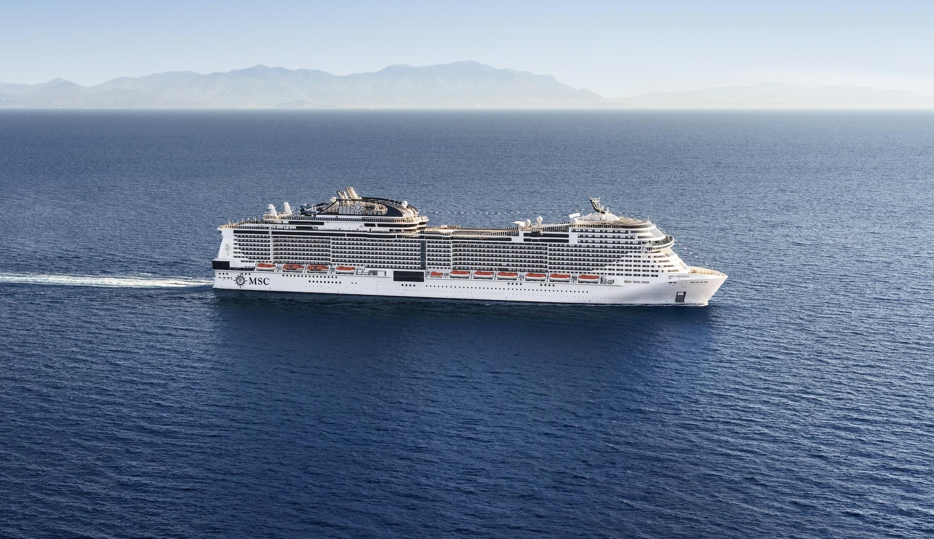Meraviglia på kryssning i Karibien