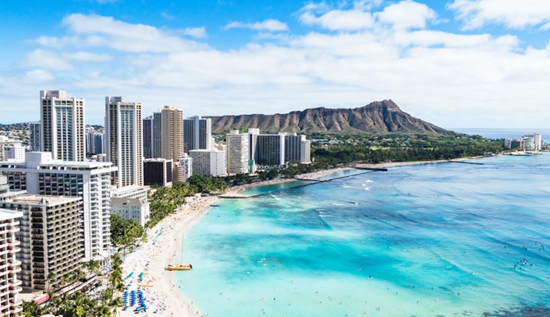 Kryssning till Hawaii med Carnival