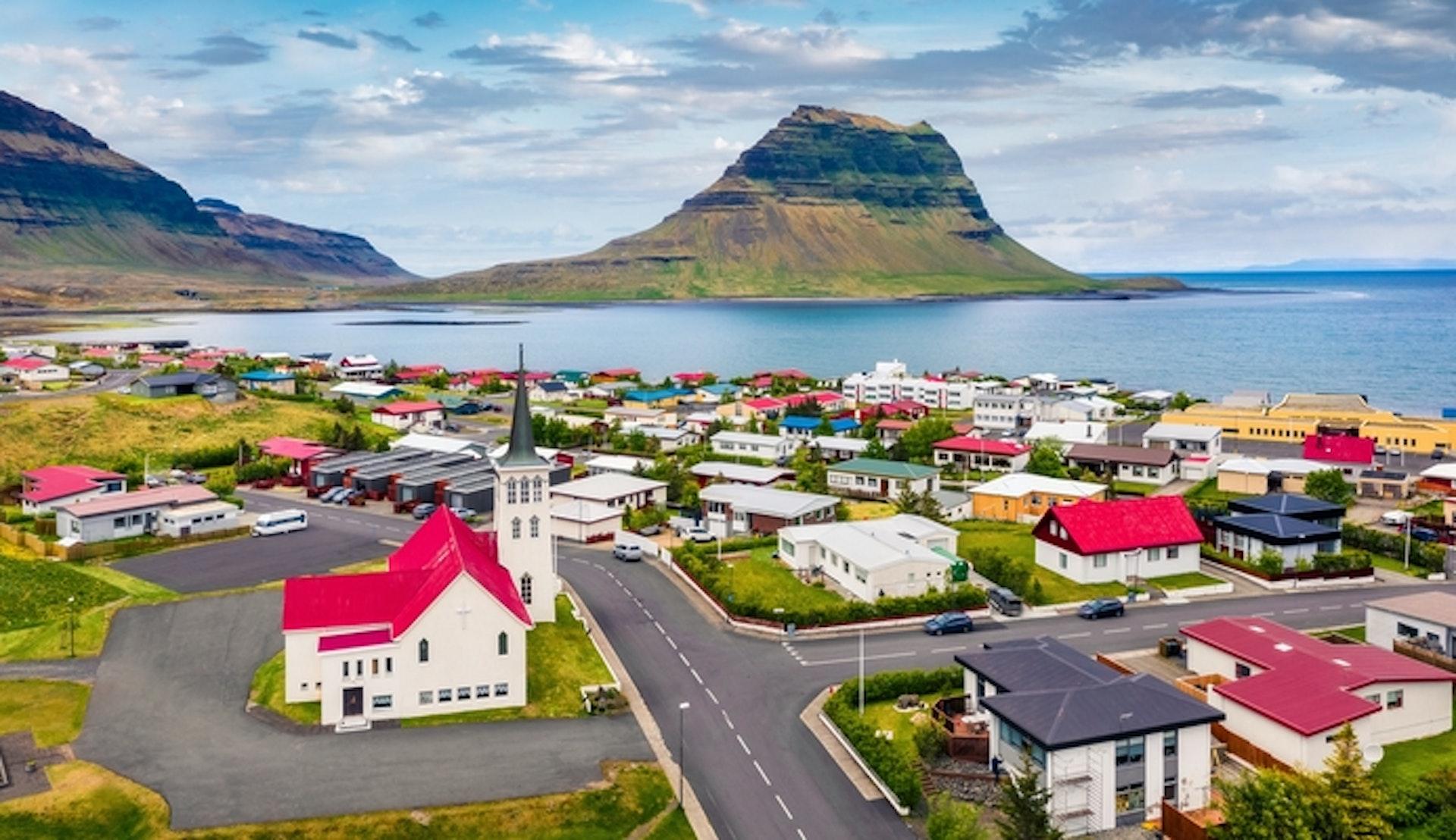 Unik kryssning till Island från Köpenhamn