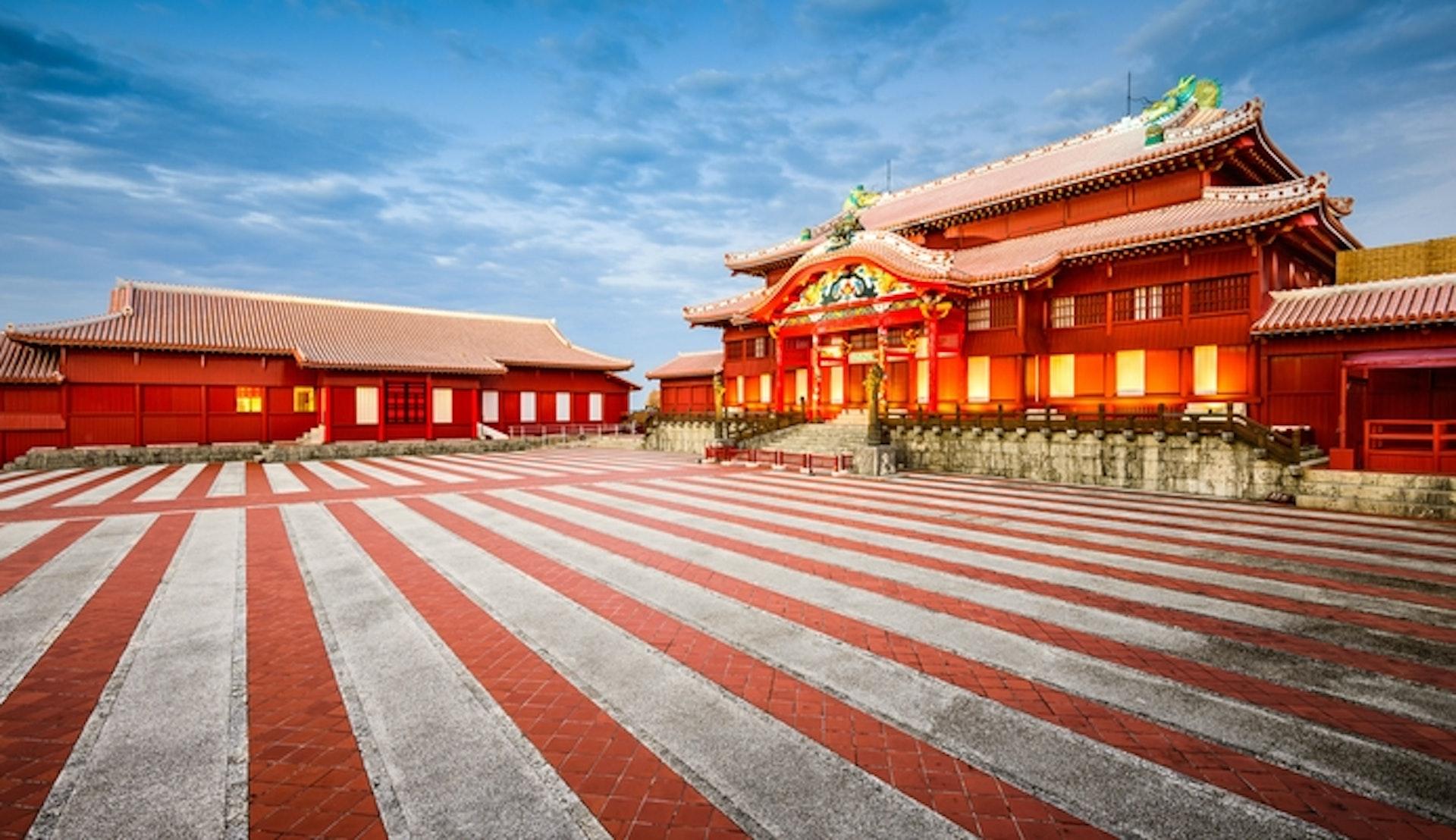 Kryssning till Japan