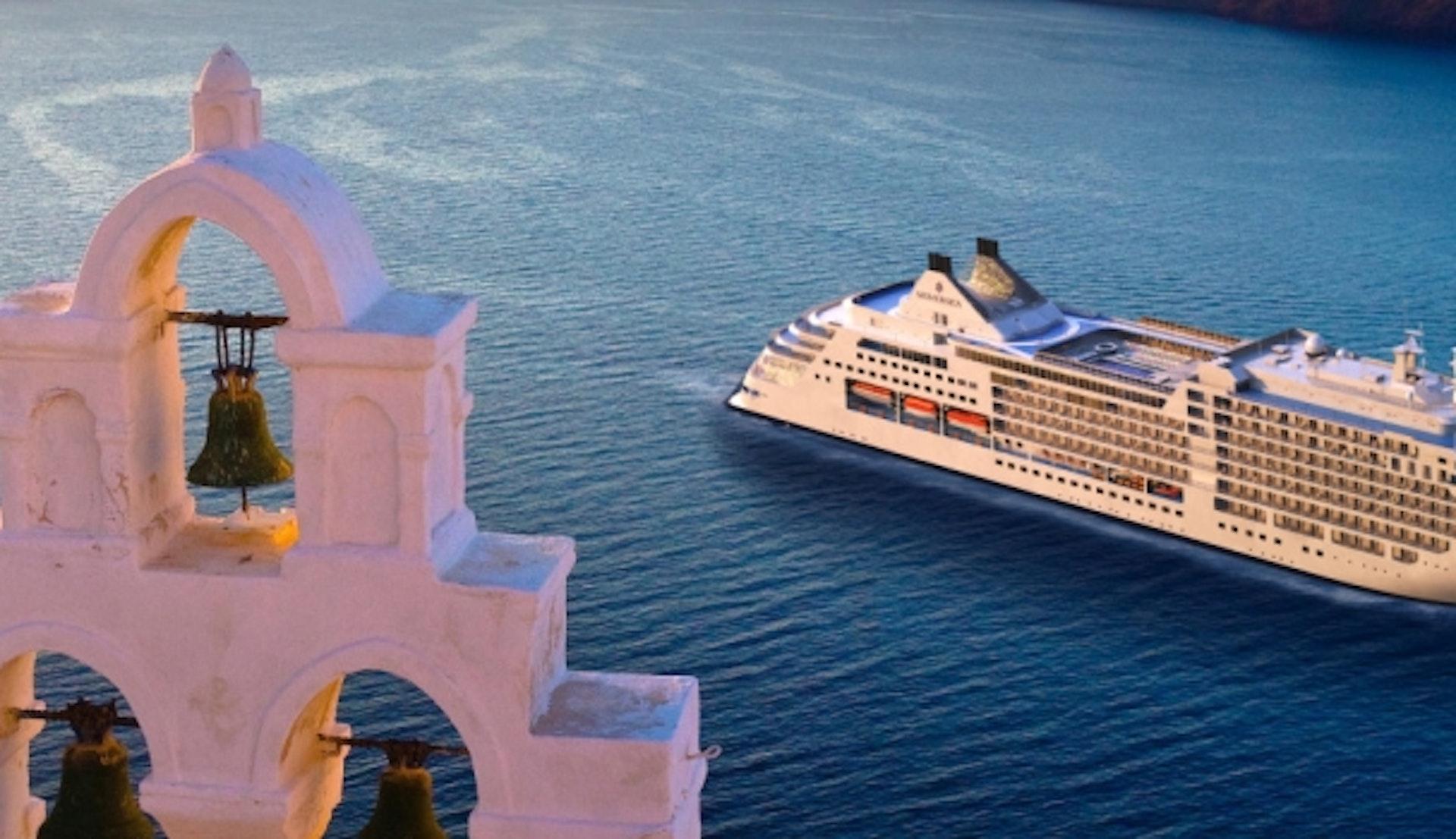 Lyxkryssning Medelhavet med Silversea