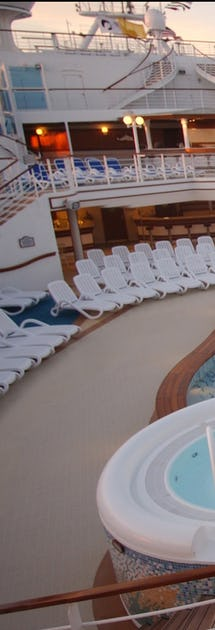 Pool Caribbean Princess
