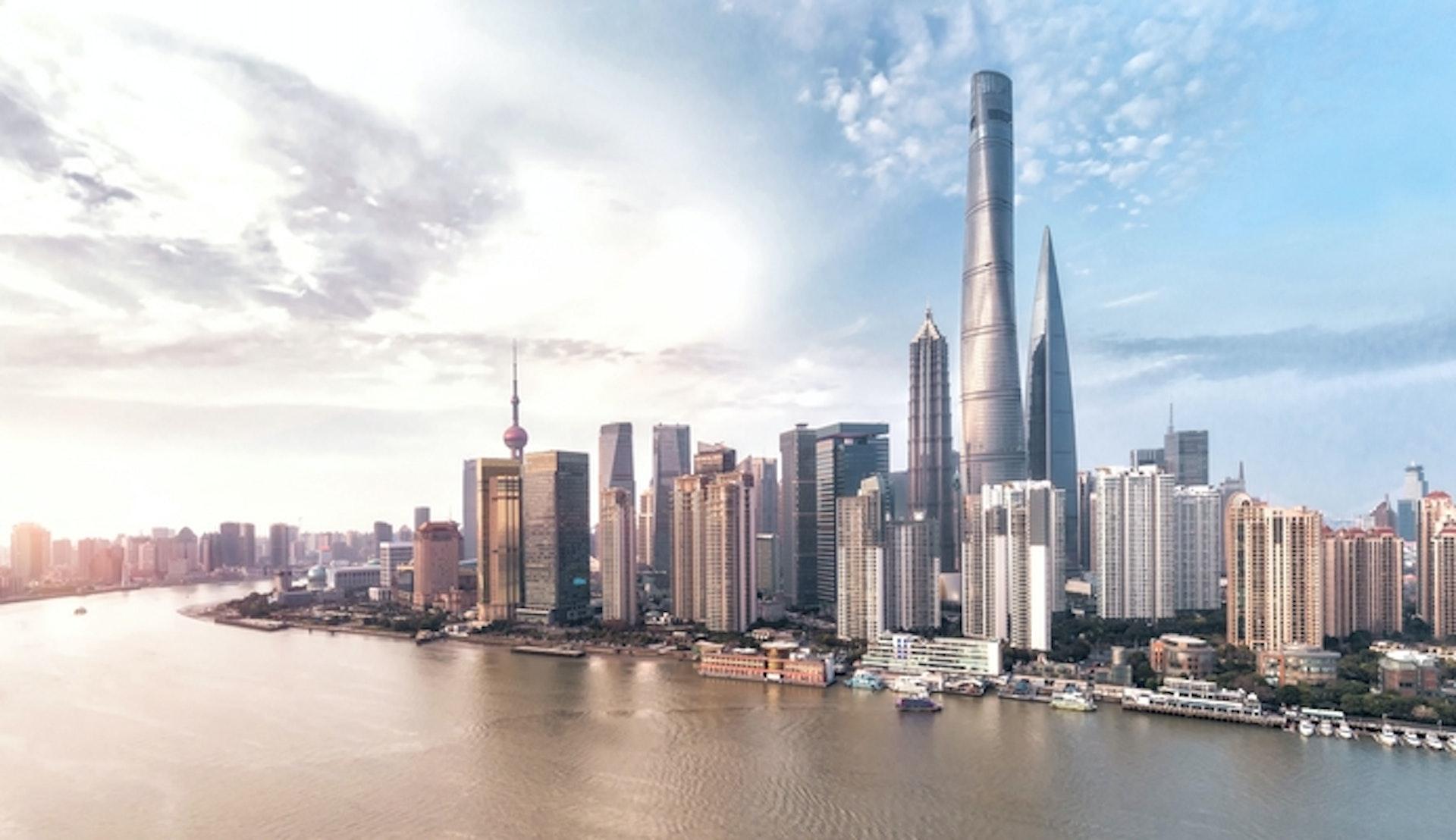 Kryssning från Shanghai till Japan