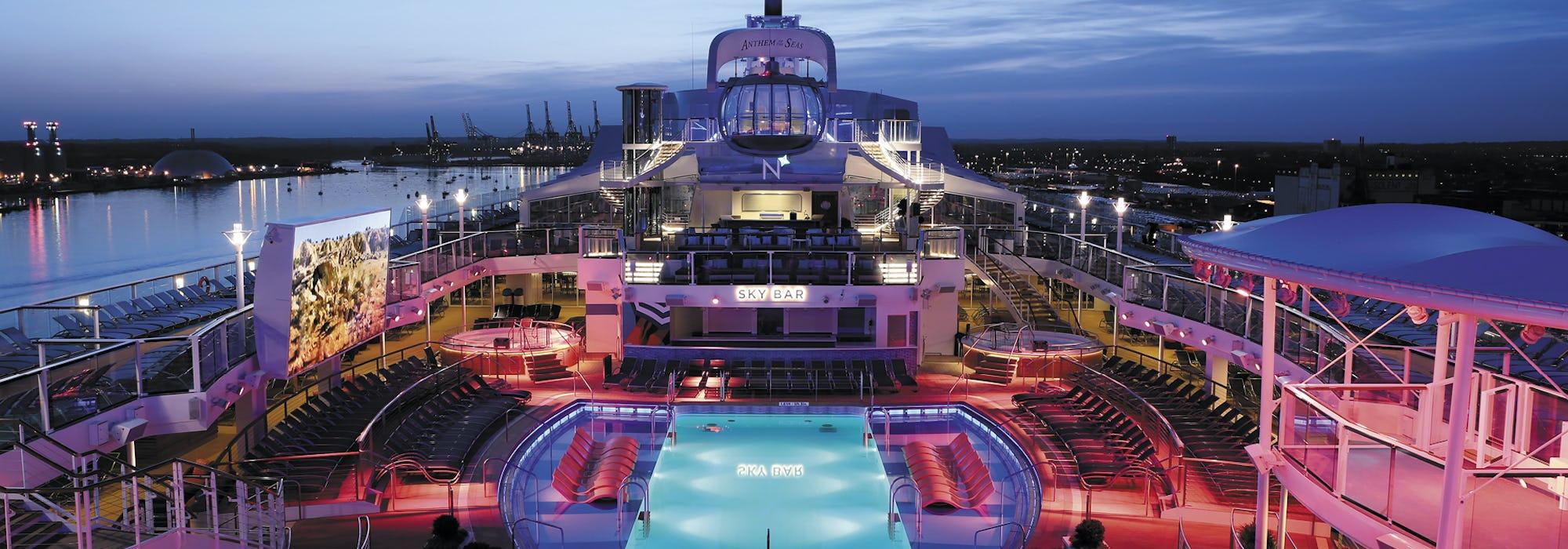Kryssning med Odyssey of The Seas