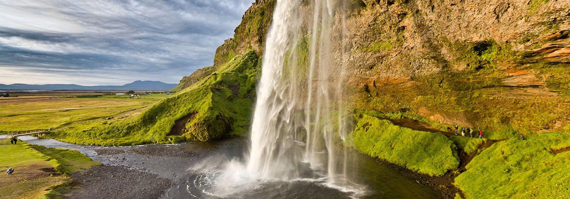 Resor till Island - Seljarlandsfoss