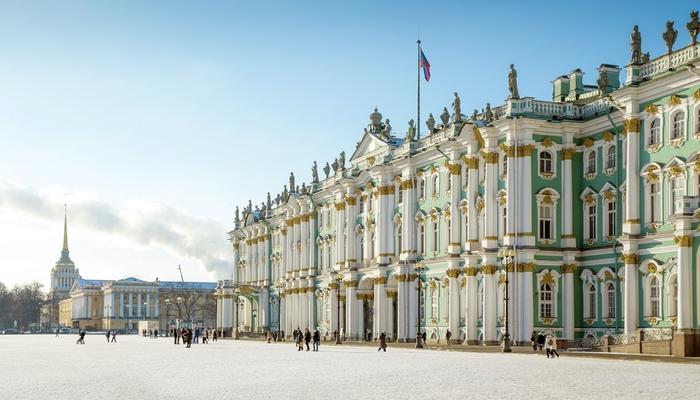Kryssning till St Petersburg med Norwegian Escape
