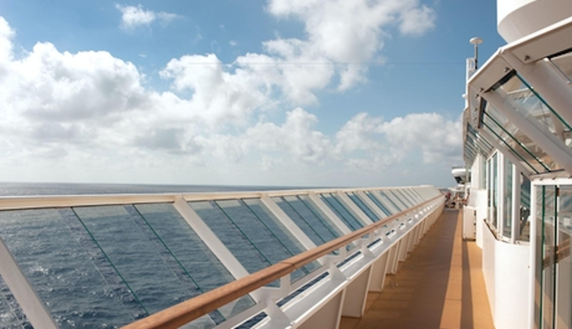 Las Palmas och Kanarieöarna på en kryssning