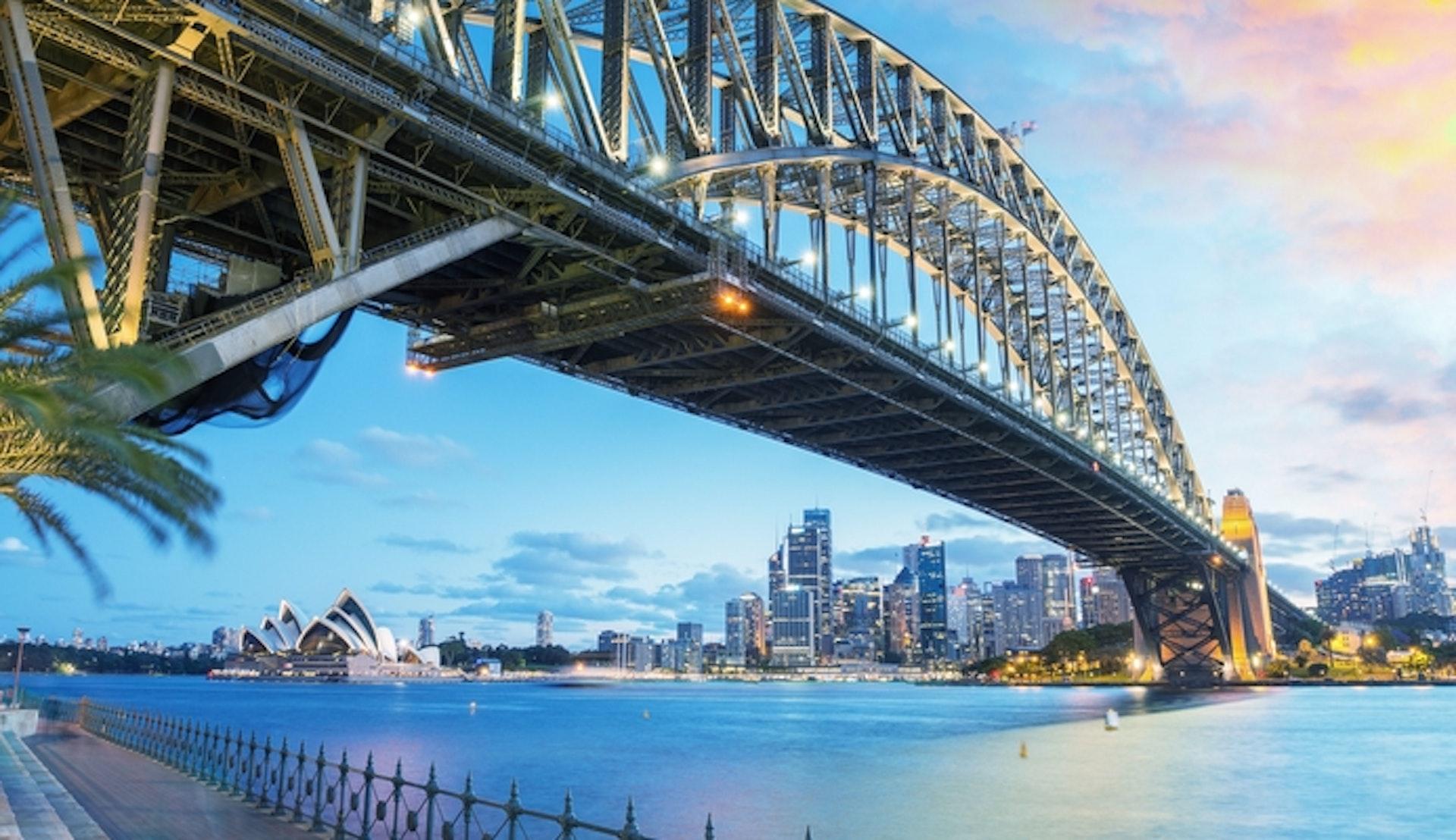 Kryssning från Sydney Australien