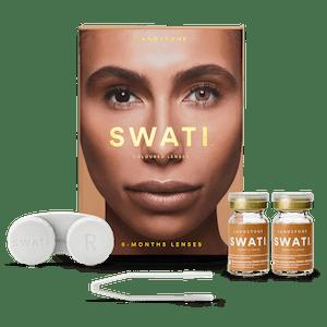 SWATI Sandstone Brown Coloured lenses