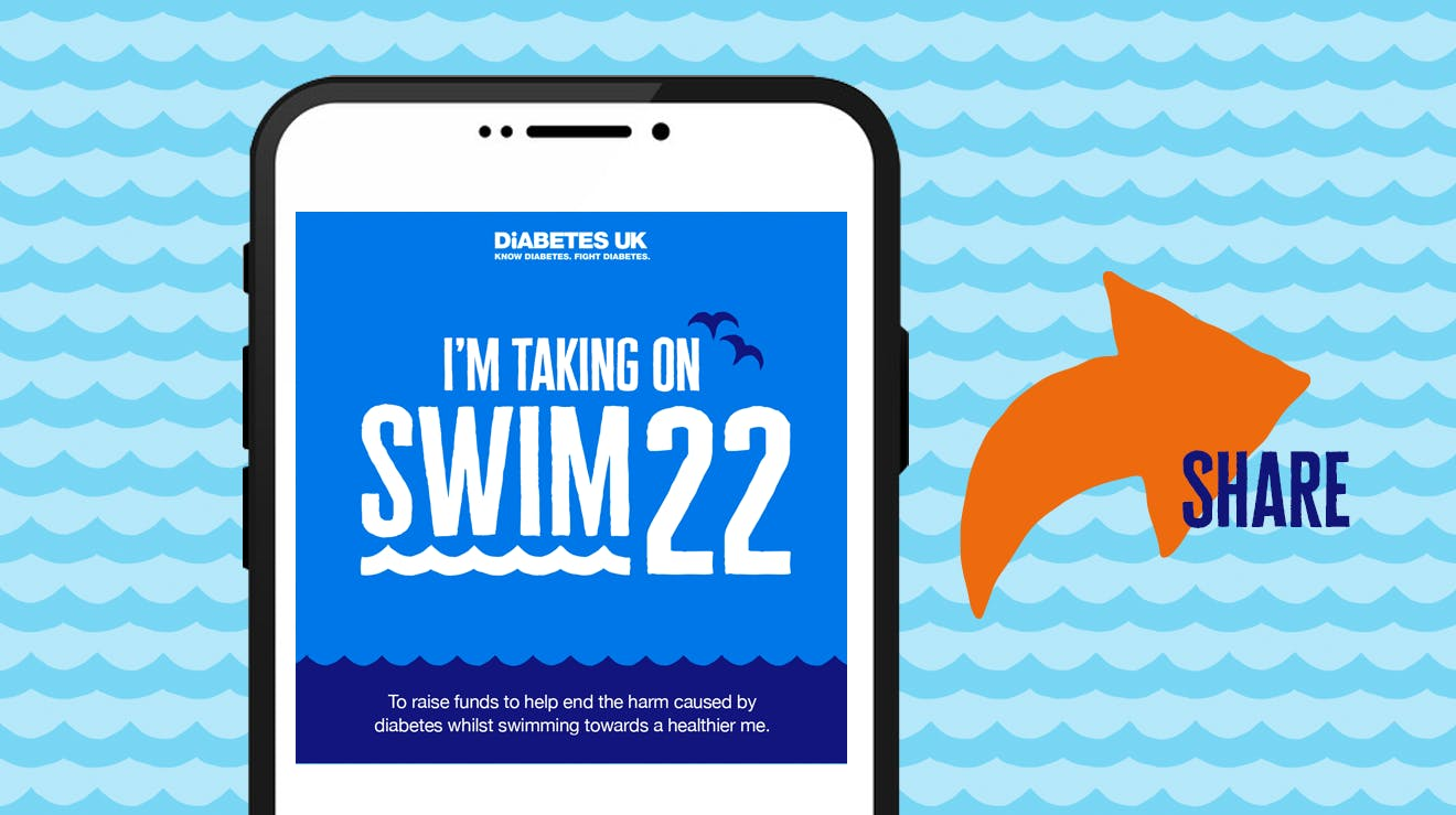 I'm taking on Swim22 banner 2