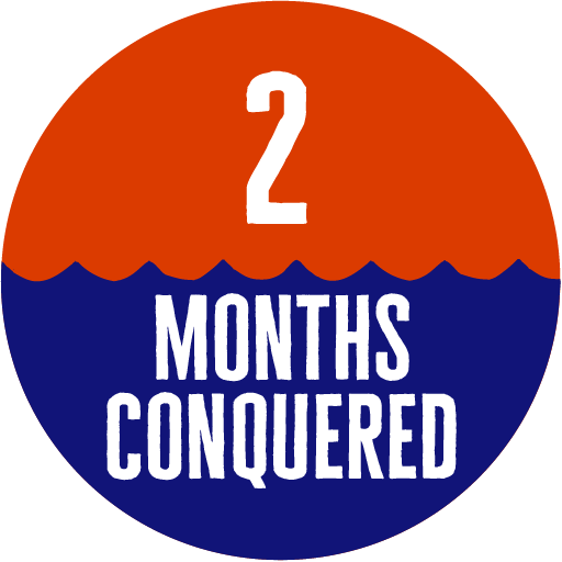 2 months completed!