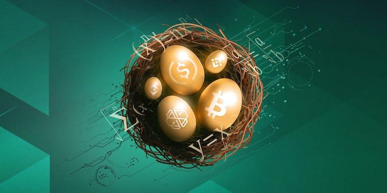 Crypto nest