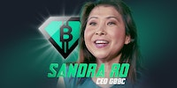 Sandra Ro is a true voice and inspiration within the female Blockchain community.