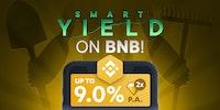 Smart Yield wallet for BNB
