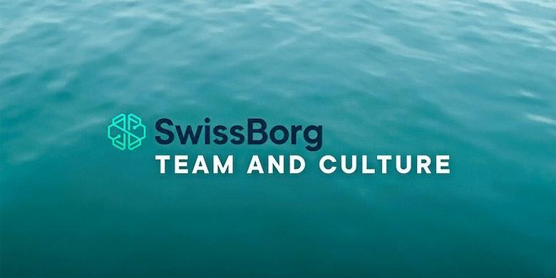 SwissBorg Team