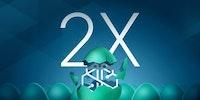 2X CHSB rewards for Easter