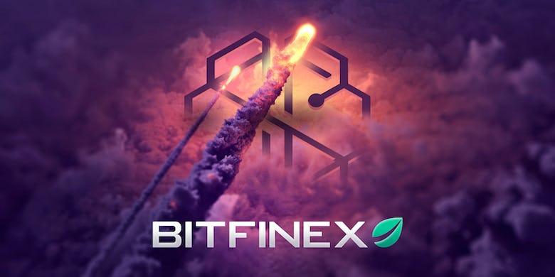 Bitfinex CHSB listing