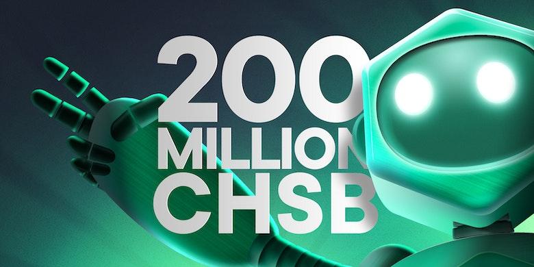 200 Million CHSB