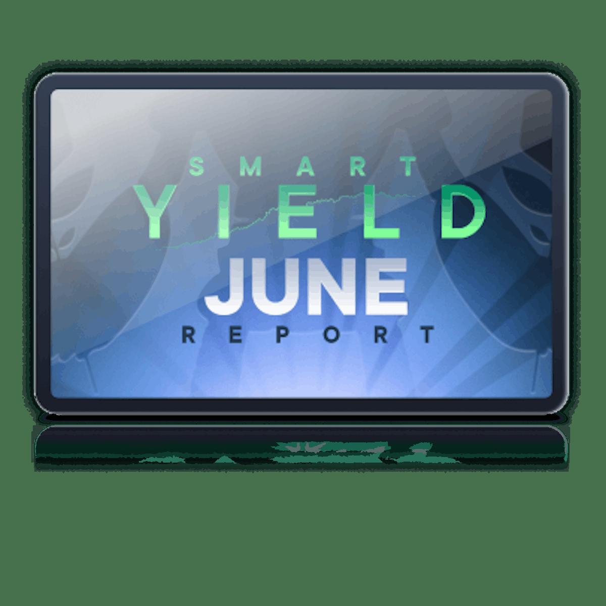 Smart Yield Report Banner June