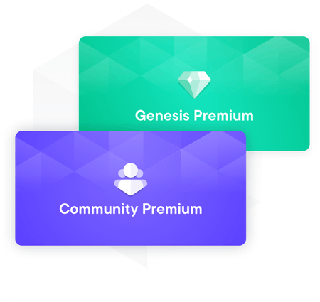 Premium account tiers