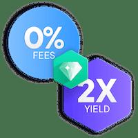 Double benefits with premium