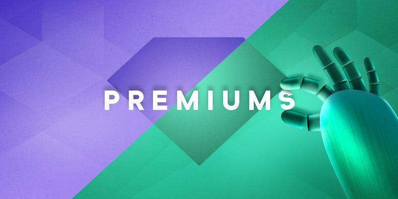 Genesis and Community Premium accounts