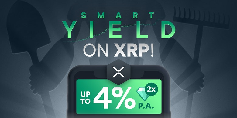 Smart Yield on XRP launch