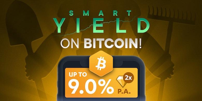 BTC Smart Yield
