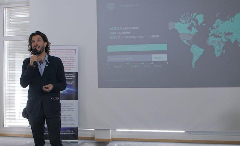 Cyrus Fazel talk