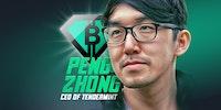Peng Zhong, CEO of Tendermint