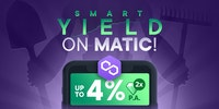 Smart Yield on Polygon launch