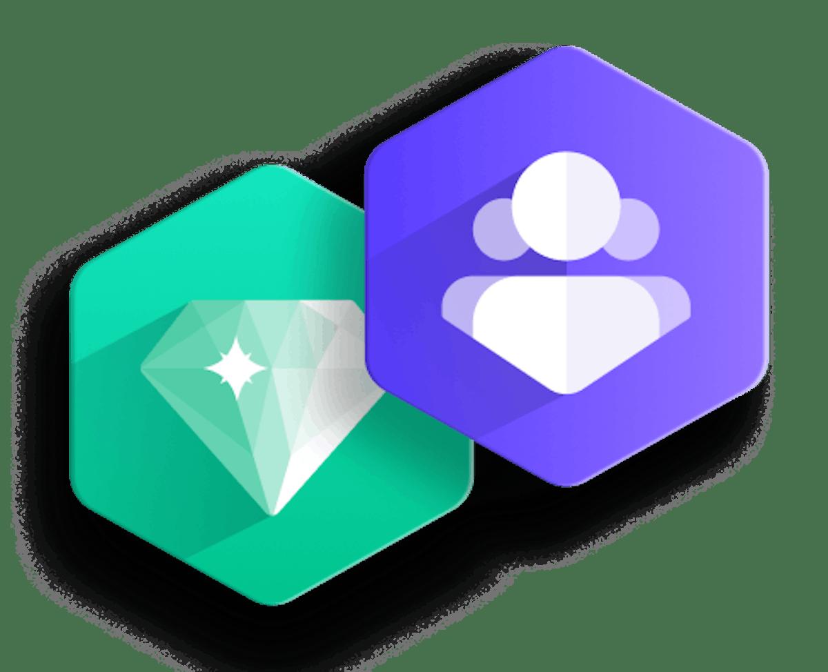 Premium Hexagons