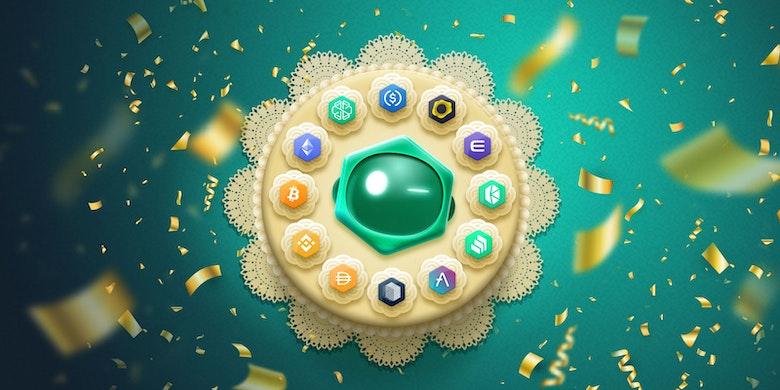 SwissBorg app birthday