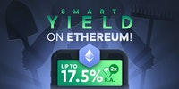 SwissBorg app Ethereum yield
