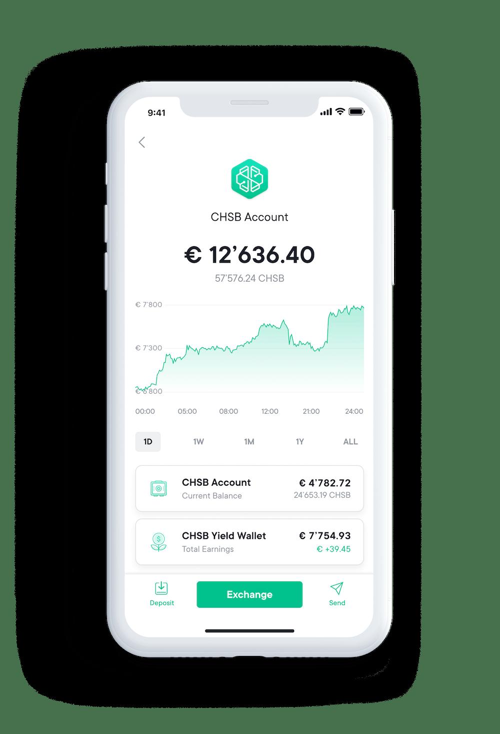 CHSB Yield