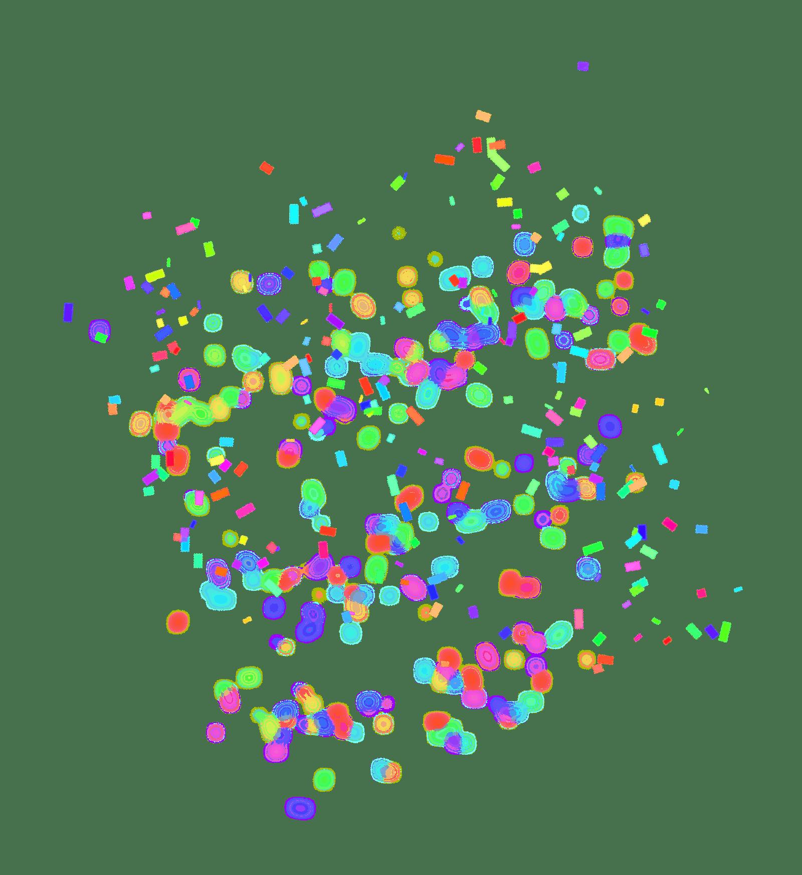 Confetti Bg desktop