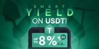Smart Yield on USDT now available