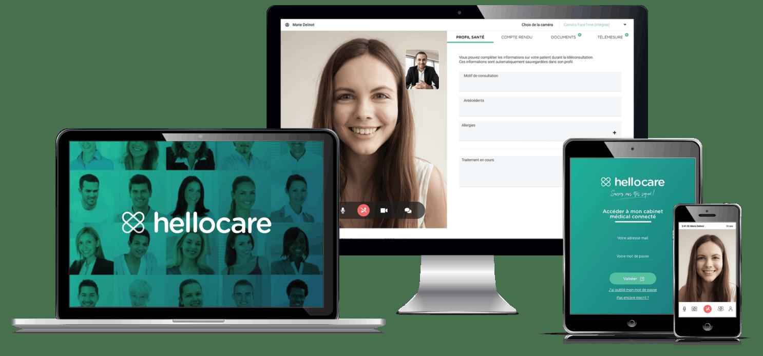 hellocare app