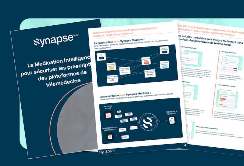 [Ebook] La Medication Intelligence pour sécuriser les prescriptions des plateformes de télémédecine