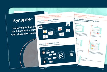 [Ebook] Improving Patient Safety for Telemedicine Platforms with Medication Intelligence